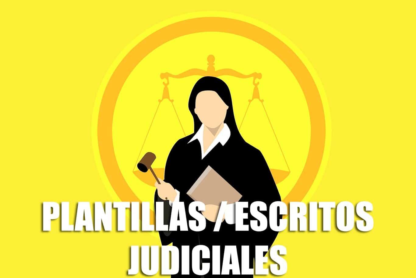 plantillas-escritos-judiciales